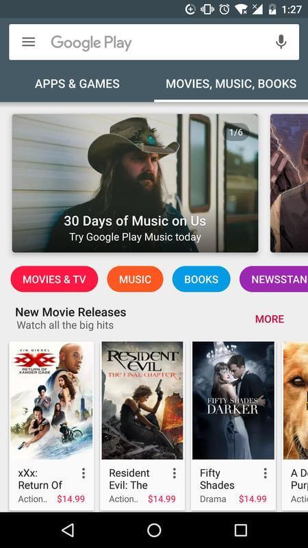 Google Play Store -3