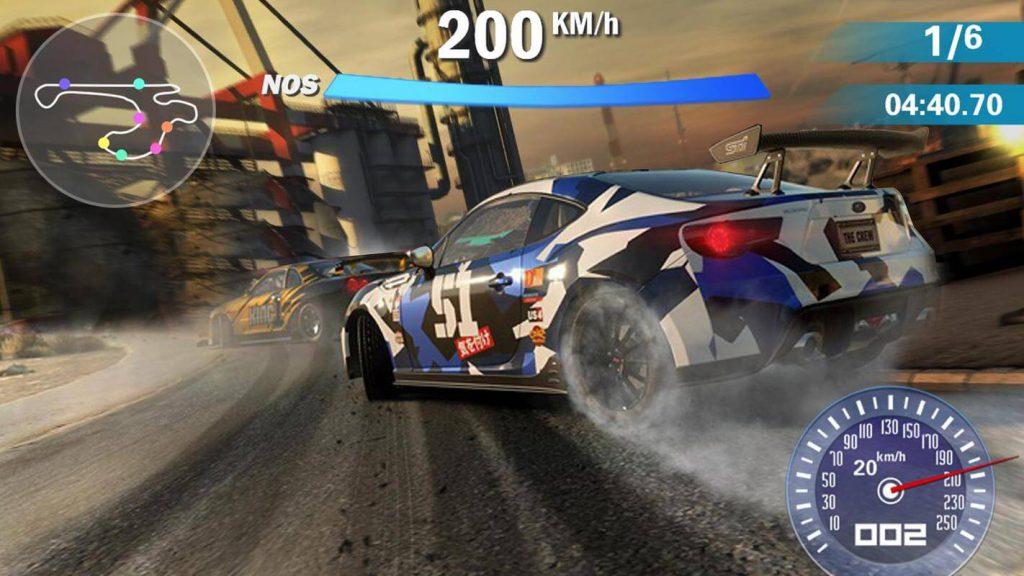 Crazy Racing Car 3D-4