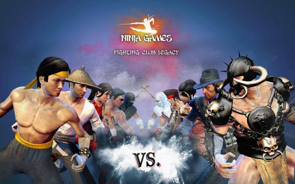Ninja Games - Fighting Club Legacy-5