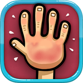 Red Hands 2 Player Games
