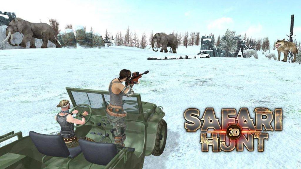 Safari Hunt 3D-3