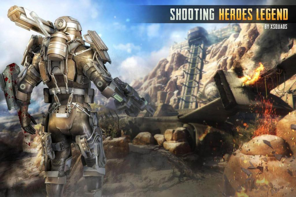 Shooting Heroes Legend-1