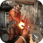 Zombie Shooter Real Shooting Frontier 3D