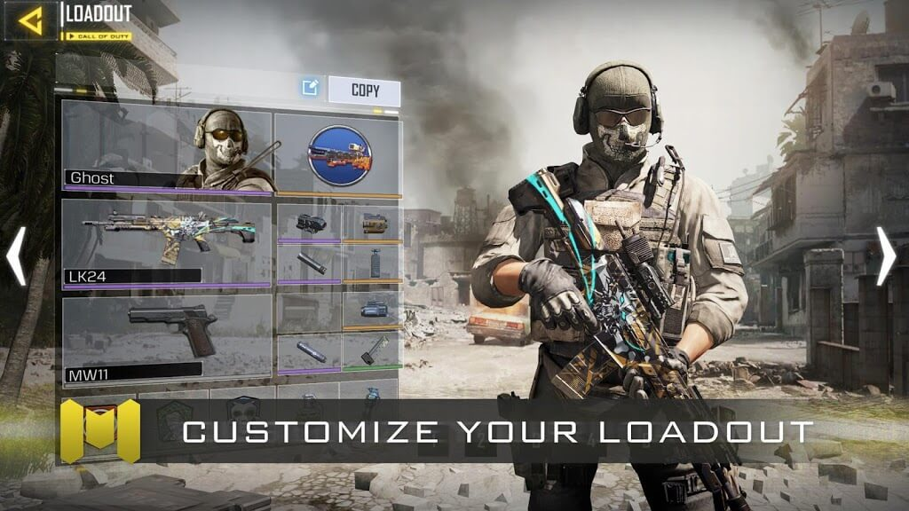 Call of Duty Mobile -5