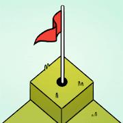 دانلود Golf Peaks - بازی گلف بازان اندروید