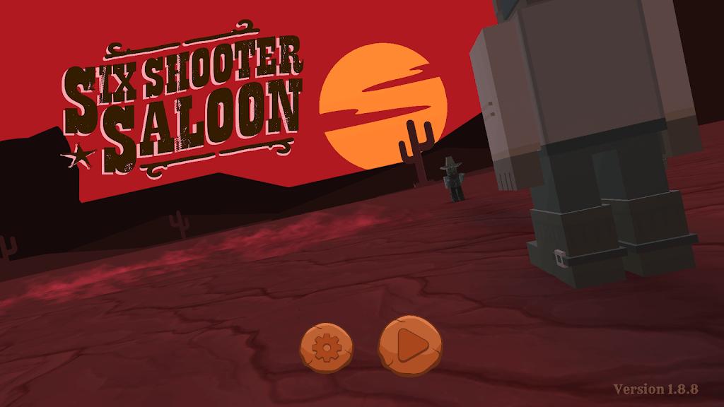 دانلود Six Shooter Saloon