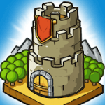 دانلود Grow Castle - بازی رشد قلعه اندروید