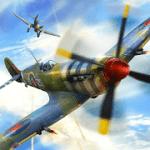 دانلود Warplanes WW2 Dogfight - بازی هواپیما های جنگنده اندروید