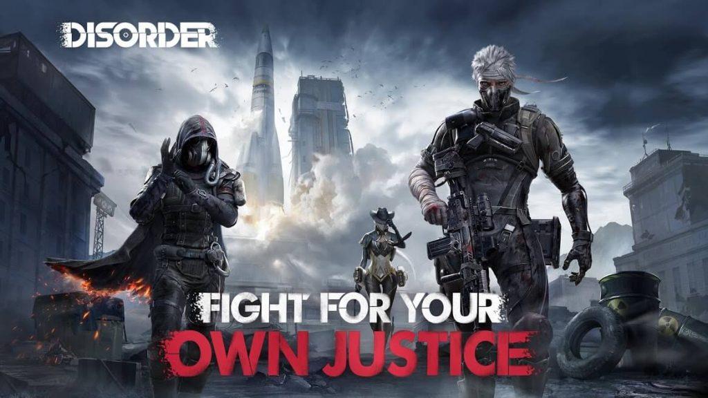 دانلود Disorder - بازی بی نظمی اندروید