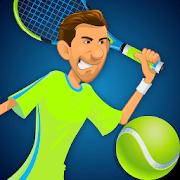 دانلود Stick Tennis - بازی چوب تنیس اندروید