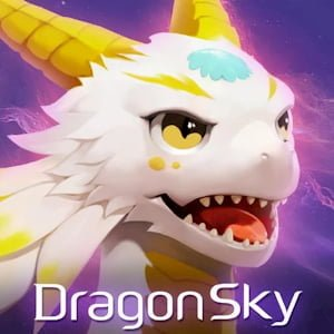 DragonSky Idle & Merge Logo