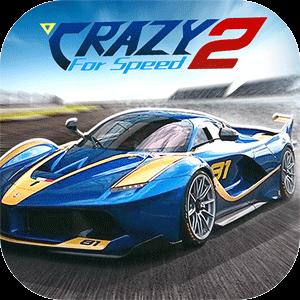Crazy for Speed 2 Logo