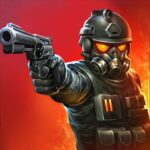 Zombie Shooter Pandemic Unkilled Icon