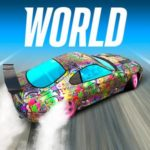 Drift Max World Logo