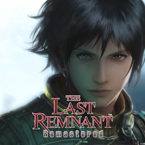 THE LAST REMNANT Remastered Logo