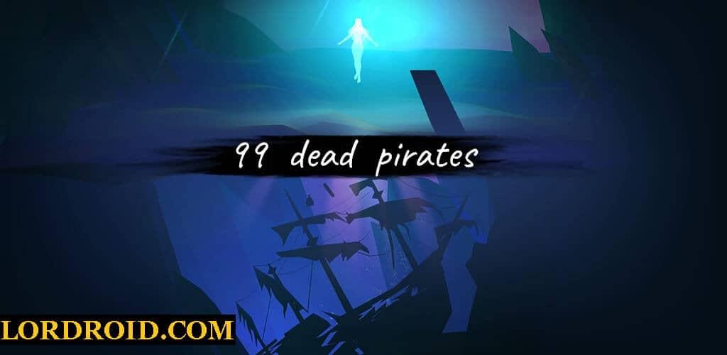 99 dead pirates Cover