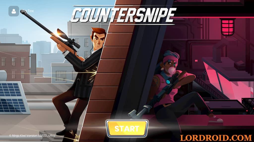 Countersnipe Cover