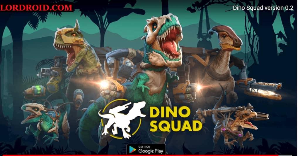 Dino Squad Cover