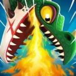 Hungry Dragon Logo