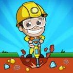 دانلود Idle Miner Tycoon - بازی سرمایه دار معدن تنبل اندروید