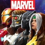 Marvel Contest of Champions Logo