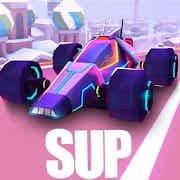 بازی SUP Multiplayer Racing اندروید + مود