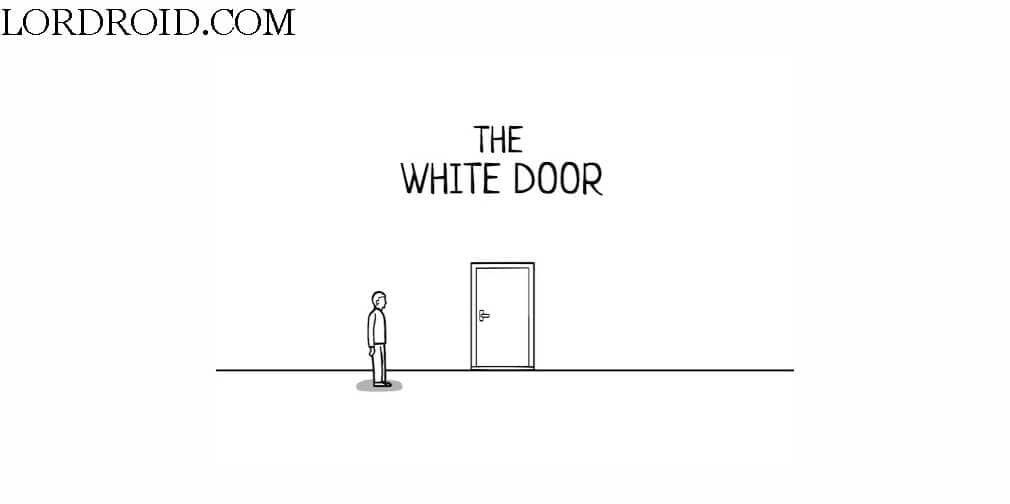 The White Door Cover