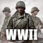 World War Heroes Logo