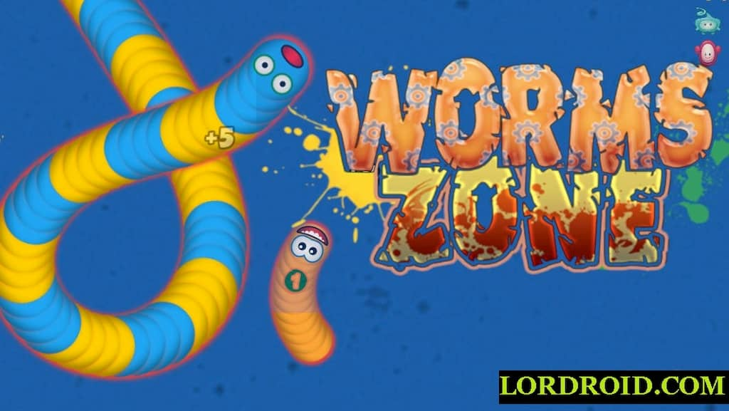Worms Zone .io Cover