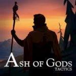 Ash of Gods Tactics Logo