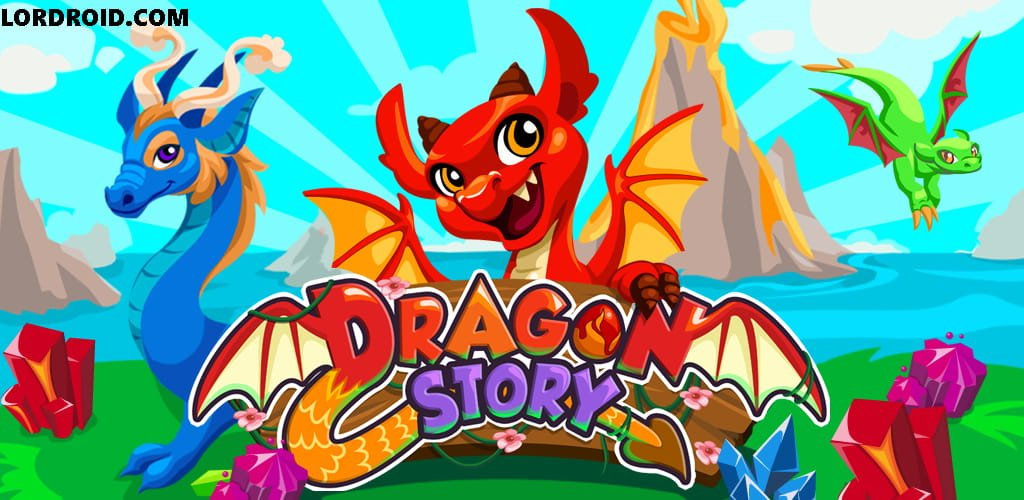 Dragon Story Cover