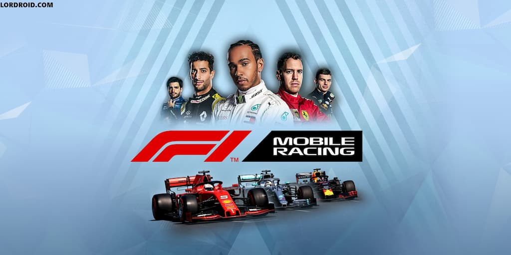 F1 Mobile Racing Cover