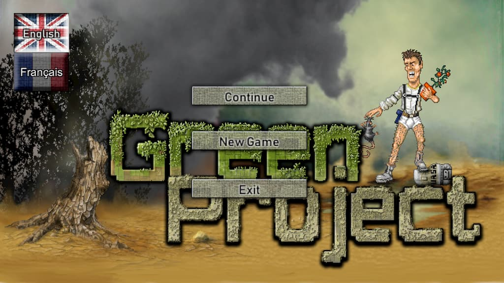 Green Project Cover