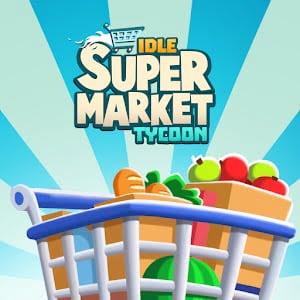 Idle Supermarket Tycoon Icon