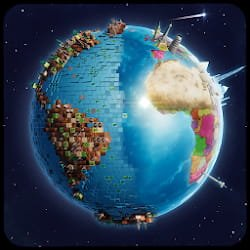 Idle World Logo