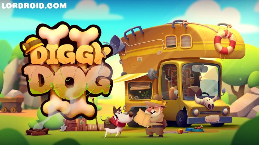 My Diggy Dog 2 Android Game