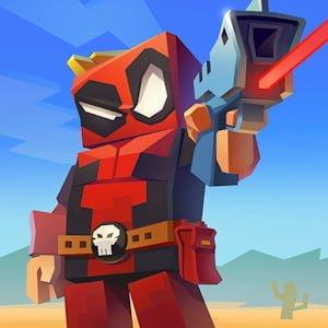 Pixel Combat Logo