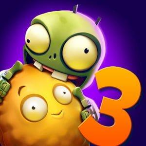 Plants vs Zombies 3 Logo