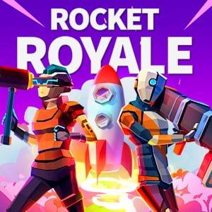 Rocket Royale Logo
