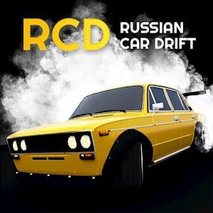 Russian Car Drift Logo