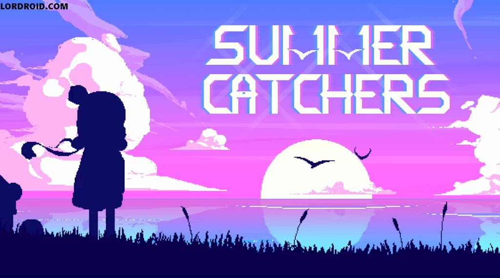 Summer Catchers Cover