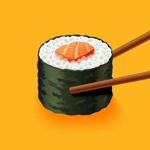Sushi Bar Idle Logo