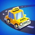 Taxi Run Logo