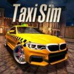 Taxi Sim 2020 Logo