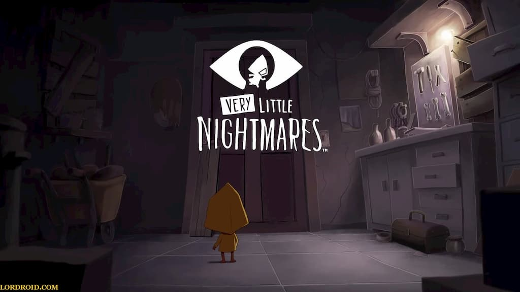 Very Little Nightmares cover