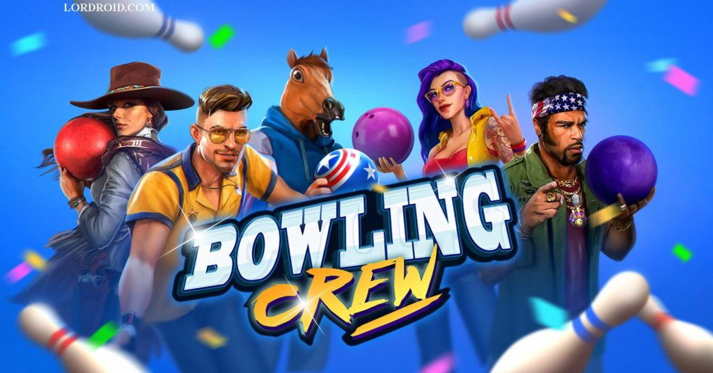 Bowling Crew Cover