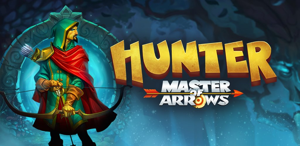 Hunter Master of Arrows Cover