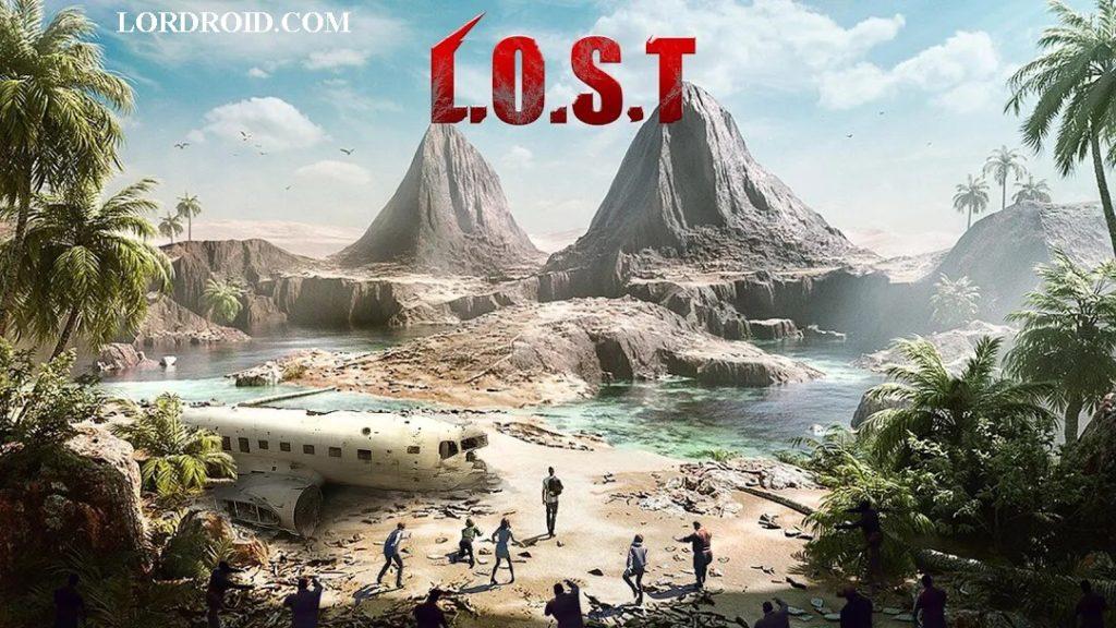 L.O.S.T Cover