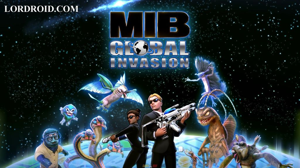 Men In Black Galaxy Defenders Android Game