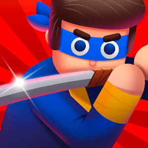 بازی Mr Ninja - Slicey Puzzles اندروید
